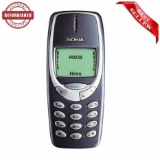 (REFURBISHED) Nokia 3310 - Blue