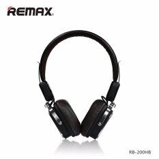 Remax 200Hb Bluetooth Headphones ไทย