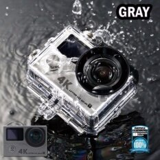 REMAX Action Camera กล้องกันน้ำ 4K Ultra HD Sports Camera รุ่น SD02