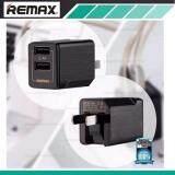 ขาย Remax Adapter Usb Charger Out Put 2 4A ทั้ง 2 ช่อง Rp U28