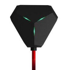 ความคิดเห็น Remax Aliens Ru U3 Hub 3 Usb Otg อุปกรณ์ถ่ายโอนข้อมูล สำหรับ Smartphone สีดำแดง