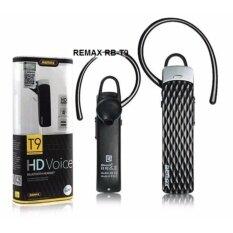 ขาย Remax หูฟัง ไร้สาย บลูทูธ Bluetooth 4 1 Hd Voice Small Talk รุ่น Rb T9 Remax ถูก