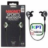 ขาย Remax หูฟัง Bluetooth 4 1 Headset Magnet Sports Rm S2 Remax เป็นต้นฉบับ