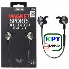 ราคา Remax หูฟัง Bluetooth 4 1 Headset Magnet Sports Rm S2