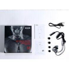 ราคา Remax หูฟังกันน้ำ หูฟังกันเหงื่อ หูฟังบลูทูธไร้สาย Bluetooth Small Talk รุ่น Rb S8 White ใหม่ล่าสุด