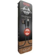 ราคา Remax Emperor Alloy Double Usb Side Lightning Data Cable Fast Charging Data 2 1A Sync Cord Charger Cable For Iphone 5 6 7 7Plus ใหม่