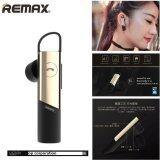 ขาย Remax หูฟังบลูทูธไร้สาย Small Talk Bluetooth Headphone รุ่น Rb T15 Remax เป็นต้นฉบับ