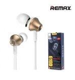 ราคา Remax In Ear Headphone Small Talk หูฟังแบบสอดหู พร้อมไมโครโฟน รุ่น Rm 610D White ใหม่ล่าสุด