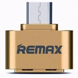 ราคา Remax Otg Adapter Ra Otg Usb Gold 1 ใหม่