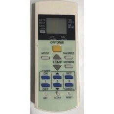 ขาย รีโมทแอร์ Remote Control Air For Panasoinc Unbranded Generic ออนไลน์