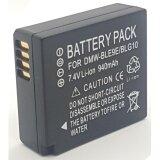 ทบทวน Replacement Battery Dmw Blg10 Blg10 Ble9E Blg10Pp Li Ion Type 940Mah With Info Chip For Panasonic Lumix Dmc Gx80 Gx80 Dmc Gx85 Gx85 Dmc Gx7 Gx7 For Panasonic
