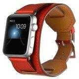 ขาย Replacement Genuine Leather Watch Band Cuff Strap Wristband For Apple Watch Series 3 Series 1 Series 2 All Model 38Mm จีน