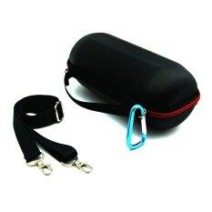 ซื้อ Replacement Hard Travel Carrying Case For Pulse2 Bluetooth Speaker Intl Unbranded Generic