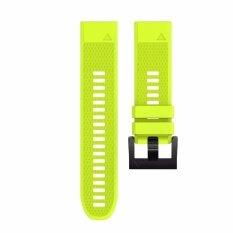 ขาย Replacement Silicagel Quick Install Band Strap For Garmin Fenix 5X Watch Th660 Intl ใหม่