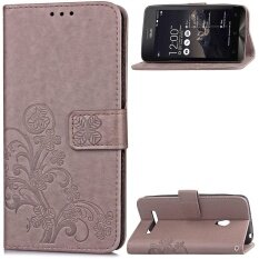 ขาย Retro Style Pu Leather Flip Stand Case With Kickstand And Wallet Pouch Function For Asus Zenfone 5 Intl ออนไลน์