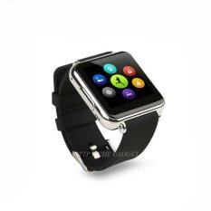 Riche Smart Watch รุ่น Riche-01 (สีดำ/เงิน)