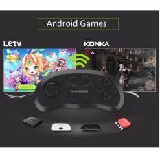 ซื้อ รีโมทคอนโทรล บลูทูธสำหรับแว่น Vr Shinecon Vr Box Selfie 3D Games รองรับ Ios Android Pc Tv New Model ออนไลน์ ถูก
