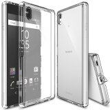 ขาย Ringke Fusion Pc And Tpu Back Cover Case For Sony Xperia Z5 Premium Clear Intl ใน จีน