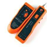 ส่วนลด Rj11 Rj45 Telephone Wire Tracker Toner Ethernet Lan Network Cable Test Tester Intl Unbranded Generic
