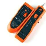 โปรโมชั่น Rj11 Rj45 Telephone Wire Tracker Toner Ethernet Lan Network Cabletest Tester Intl จีน