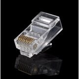 Di Shop Rj45 Cat5E หัวแลน Plug Rj45 Box 100 หัว ถูก
