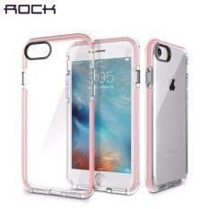 Rock Guard Series เคสกันกระแทก ของแท้ สำหรับ Iphone 7 Plus สีชมพู Pink เป็นต้นฉบับ