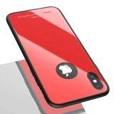 ซื้อ Rock เคส Iphone X หลังกระจกแข็ง ขอบนิ่ม Brilliant Series