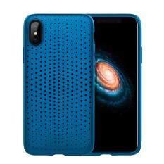 ขาย Rock เคส Iphone X Tpu มีรูช่วยระบาย Dot Series Rock ออนไลน์