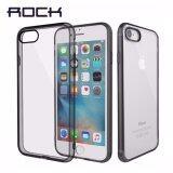 ซื้อ Rock Pure Series Original เคสกันกระแทก ของแท้ สำหรับ Iphone 7 สีดำใส