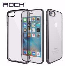 ความคิดเห็น Rock Pure Series Original เคสกันกระแทก ของแท้ สำหรับ Iphone 7 สีดำใส
