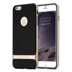 ซื้อ Rock Royce Gold Case Iphone 6Plus 6Splus เคสไอโฟน 6พลัส 6Sพลัส สีทอง Rock เป็นต้นฉบับ