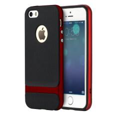 ราคา Rock Royce Series เคสกันกระแทก สำหรับ Iphone5 5S Se สีแดง Red กรุงเทพมหานคร