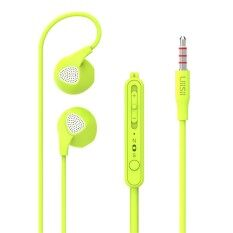 Rondaful Uiisii U1 Subwoofer Universal Headset Earbuds Type In Ear Earphone Music Mobile Phone Headset Wired Headphone Intl Unbranded Generic ถูก ใน จีน