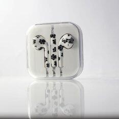 ขาย Rorychen Printed With Wheat Thread Original Wired In Ear Earphones For Apple Iphone 5 5C 5S 6 6S 6 Plus 6S Intl Rorychen ผู้ค้าส่ง