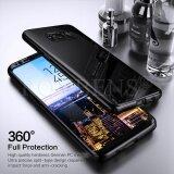 ขาย Roybens 360° Hybrid Shockproof Ultra Thin Case Mirror Cover Skin For Samsung Galaxy S8 Plus Black Intl ออนไลน์