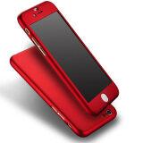 ซื้อ สลิมเคสหนัก Roybens โกรธแก้วสำหรับ Iphone 6 6S 4 7 สีแดง ออนไลน์