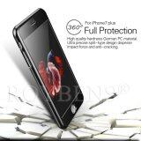 ขาย Roybens Hybrid 360° Shockproof Mirror Case Tempered Glass Cover For Apple Iphone 7 Plus 5 5 Inch Jet Black Intl Roybens เป็นต้นฉบับ