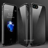 ความคิดเห็น Roybens Shockproof Aluminum Metal Tempered Glass Case Slim Cover For Apple Iphone 7 Black Intl