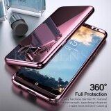 ซื้อ Roybens Shockproof Hybrid Mirror Protector Hard Cover Case For Samsung Galaxy S8 Plus Rosegold Intl ใหม่ล่าสุด