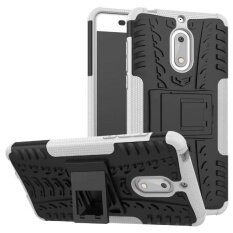 ขาย Rugged Armor Dazzle Back Cover Case For Nokia 6 Intl ออนไลน์ ใน จีน