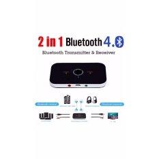 ขาย กล่องรับ ส่งสัญญาณ บลูทูธ โหมด Rx Tx 2In1 รุ่นB6 Adapter Hifi Wireless Audio Bluetooth Receiver And Transmitter With 3 5Mm Audio Input And Output For Tv Mp3 Pc กรุงเทพมหานคร ถูก