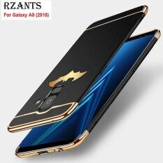 ราคา Rzants เคส For A8 2018 Ultra Thin Luxury Shockproof Hard Back Case Cover เคส For Galaxy A8 2018 Intl Rzants ออนไลน์