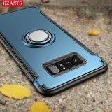 ซื้อ Rzants เคส For Galaxy Note8【360 Degrees Armor】Rotation With Ring Car Holder Shockproof Case Cover For Sam Sung Galaxy Note 8 Intl ออนไลน์ ถูก