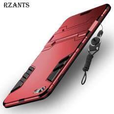 โปรโมชั่น Rzants เคส For R9S Plus Case With Lanyard Armor Series Shockproof Kickstand Hard Back Cover Case เคส For Oppo R9S Plus Intl Rzants ใหม่ล่าสุด