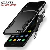 ส่วนลด Rzants เคส For Vivo V5 V5S Case With Lanyard Armor Series Shockproof Kickstand Hard Back Cover Intl Rzants ใน จีน