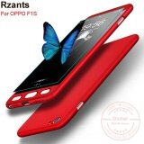 ทบทวน Rzants เคส For Oppo F1S 360 Full Cover Shockproof Case