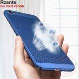 ราคา Rzants เคส Vivo V5 V5S ตาข่ายบางการกระจายความร้อน Hard Back Case จีน