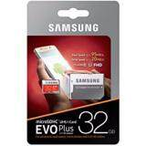 ขาย Samsung 32Gb Evo Plus Micro Sd With Adapter Samsung เป็นต้นฉบับ