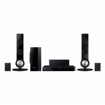SAMSUNG Blu-Ray Home Theater 1000W 5.1Ch สีดำ รุ่น HT-J5130HK/XT