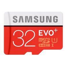 ความคิดเห็น Samsung Digital Media Card Micro Sd Card 32 Gb Evo Plus Class 10 Mc32Ga Apc